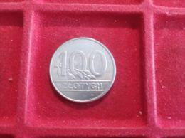 POLONIA 100 ZLOTYCH 1990 - Polen