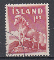 IJSLAND - Michel - 1960 - Nr 342 - Gest/Obl/Us - 1944-... Republique