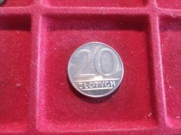 POLONIA 20 ZLOTYCH  1990 - Polen