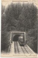 FOUG - Tunnel Du Chemin De Fer ( Train ) - Foug