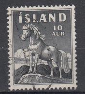 IJSLAND - Michel - 1958 - Nr 325 - Gest/Obl/Us - Usati