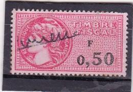 T.F.S.U N°429 - Revenue Stamps
