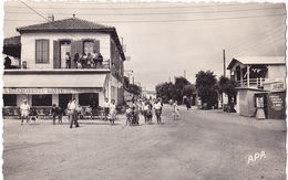 LA NOUVELLE  -  RUE PRINCIPALE  -  ETABLISSEMENT RAPIN - Other Municipalities