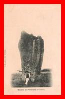 Penmark  Penmarch * Le Menhir * édition Hamonic  ( Scan Recto Et Verso) - France