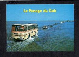 85 Ile De Noirmoutier / Le Passage Du Gois ( Autocar,Peugeot 403,Simca ) - Noirmoutier