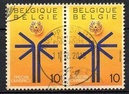 BELGIQUE. N°2361 Oblitéré De 1990. Jeux Pour Déficients Mentaux. - Handisport