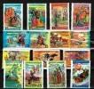 URSS SU, 1991, FETES POPULAIRES, 15 Valeurs, Neufs / Mint. R1583 - Nuovi