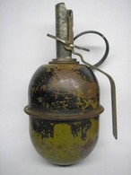 Russian RGD 5 Grenade - Decorative Weapons