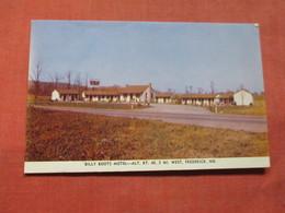 Billy Boots Motel Frederick    Maryland    Ref 3833 - Vereinigte Staaten