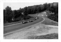 Photo Ancienne 11 JUILLET 1965 GRAND PRIX DE FRANCE LES ESSARTS ROUEN COMPETITION AUTOMOBILE SPORT NORMANDIE - Cars