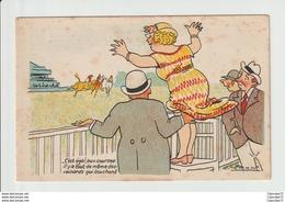 C.P.A  CHAMP DE COURSES  --- TIERCE - Pferde
