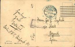 ALLEMAGNE - Affranchissement Plaisant Sur Carte Postale ( Halbmond Lager - Minaret ) Pour Beyrouth En 1916 - L 51170 - Allemagne