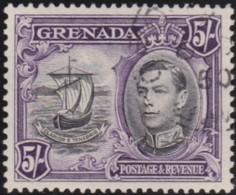 Grenada     .    SG     .    162a     .    O         .    Cancelled       .   /   .   Gebruikt - Grenada (...-1974)