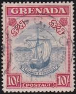 Grenada     .    SG     .    163a   .   Perf. 14     .    O         .    Cancelled       .   /   .   Gebruikt - Grenada (...-1974)