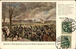 ALLEMAGNE - Affranchissement Plaisant Sur Carte Postale  D'un Militaire Pour Beyrouth En 1914 - L 51172 - Allemagne