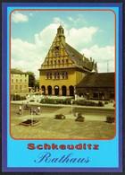 D2883 - TOP Schkeuditz Rathaus - Bild Und Heimat Reichenbach - Qualitätskarte - Schkeuditz