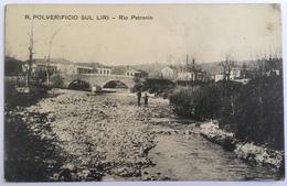 10749 R . Polverificio Sul Litri - Rio Petronio - Militari