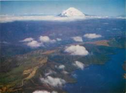Japon - Mont Fuji - Bird's Eye View Of Mt Fuji And Lake Ashi - Vue Aérienne - Carte Neuve - Nippon - Voir Scans Recto-Ve - Other