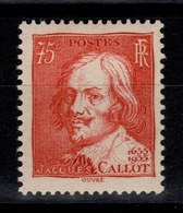YV 306 N* Callot Cote 12 Euros - France
