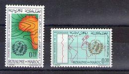 Maroc. Journée Mondiale De La Météorologie - Marocco (1956-...)