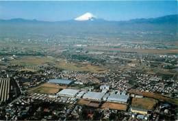Japon - Mont Fuji - Mount Fuji And Toyokon Sagami Plant - Aerial View - Vue Aérienne - Carte Neuve - Nippon - Voir Scans - Other