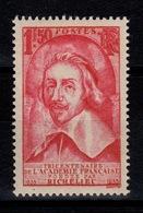 YV 305 Richelieu N* Cote 30 Euros - France