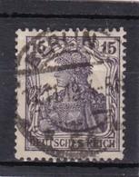 Deutsches Reich, Nr. 101, Gest. (T 13807) - Gebraucht