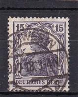 Deutsches Reich, Nr. 101, Gest. (T 13808) - Gebraucht