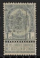 Gent 1899  Nr. 216A - Voorafgestempeld