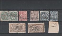 MAROC - Yvert N° 15 X 3 Oblitérés - Morocco (1891-1956)