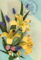 Carte Postale Floralies Internationales De Nantes, 1971. Voir Scan Du Verso. - Flowers