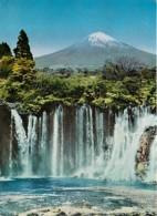 Japon - Shiraito Waterfall - Fuji-Hakone-Izu National Park - Cascades - Voir Timbre Japonais - Nippon - Voir Scans Recto - Other