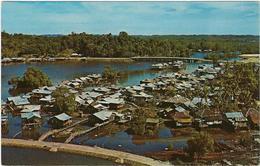 Brunei   Kampong Ayer Brunei Town - Brunei