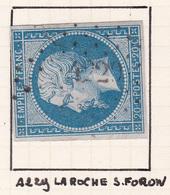 France - PC 4229 - La-Roche-sur-Foron - Haute-Savoie - 1849-1876: Période Classique