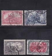 Deutsches Reich, Nr. 94/97 A II, Gest. (T 13811) - Gebraucht