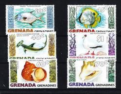 Granada Granadinas Nº 304/11 Nuevo - Grenada (1974-...)