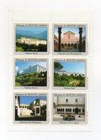 Italia - Montecassino (Frosinone) - Foglietto Erinnofili Abbazia Di Montecassino - Vedi Foto - (FDC19347) - Erinnofilia