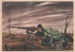 Cartolina Postale In Franchigia Viaggiata F45 - Guerre 1939-45