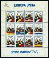 Italia Nº 1987/98 (unidos) Nuevo Cat.18€ - 1981-90: Mint/hinged