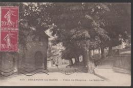 """BESANCON-LES-BAINS """"25"""" __PLACE DU CHAPITRE - LA MAITRISE - Autres Communes"""