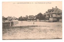 Le Pouliguen - Les Chalets De La Plage -  CPA° - Le Pouliguen