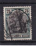Deutsches Reich, Nr.104c, Gest. Gepr. Infla Berlin(T 13816) - Gebraucht