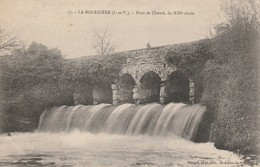 LA BOUEXIERE  Pont De Chevré - Frankreich