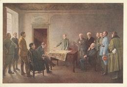 Cartolina - Postcard / Non  Viaggiata - Unsent /  Ventennale Del Convegno Di Peschiera - Geschiedenis