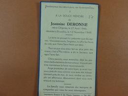 Jeannine Deronne Ollignies 1946 Bruxelles 1949 /27/ - Devotion Images