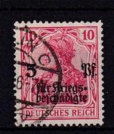 Deutsches Reich, Nr.105a, Gest. Gepr. Oechsner, BPP Mi. 190,- Euro (T 13817) - Gebraucht