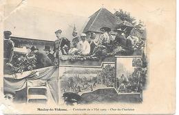 12/25       28    Meslay Le Vidame   Cavalcade Du 2 Mai 1909   ( Mauvais état)   Pour Archive - France