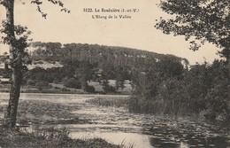LA BOUEXIERE  L Etang De La Vallée - Other Municipalities