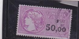 T.F.S.U N°455 - Revenue Stamps