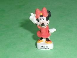 """Fèves / Disney : Minnie """" Mat """"     T126 - Disney"""